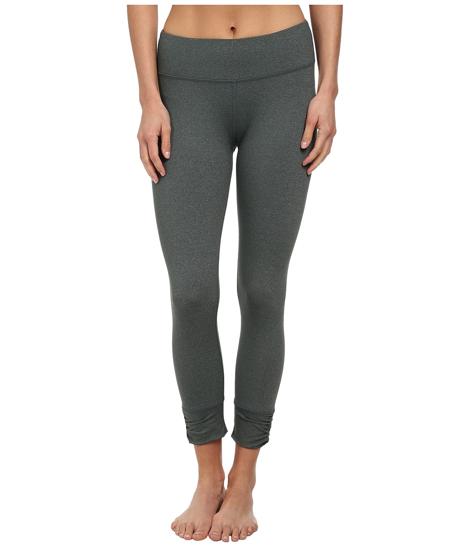 Tonic - Hustle Capri (Cypress Mist) Women's Casual Pants