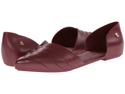Melissa Shoes - Petal (Burgundy) Women