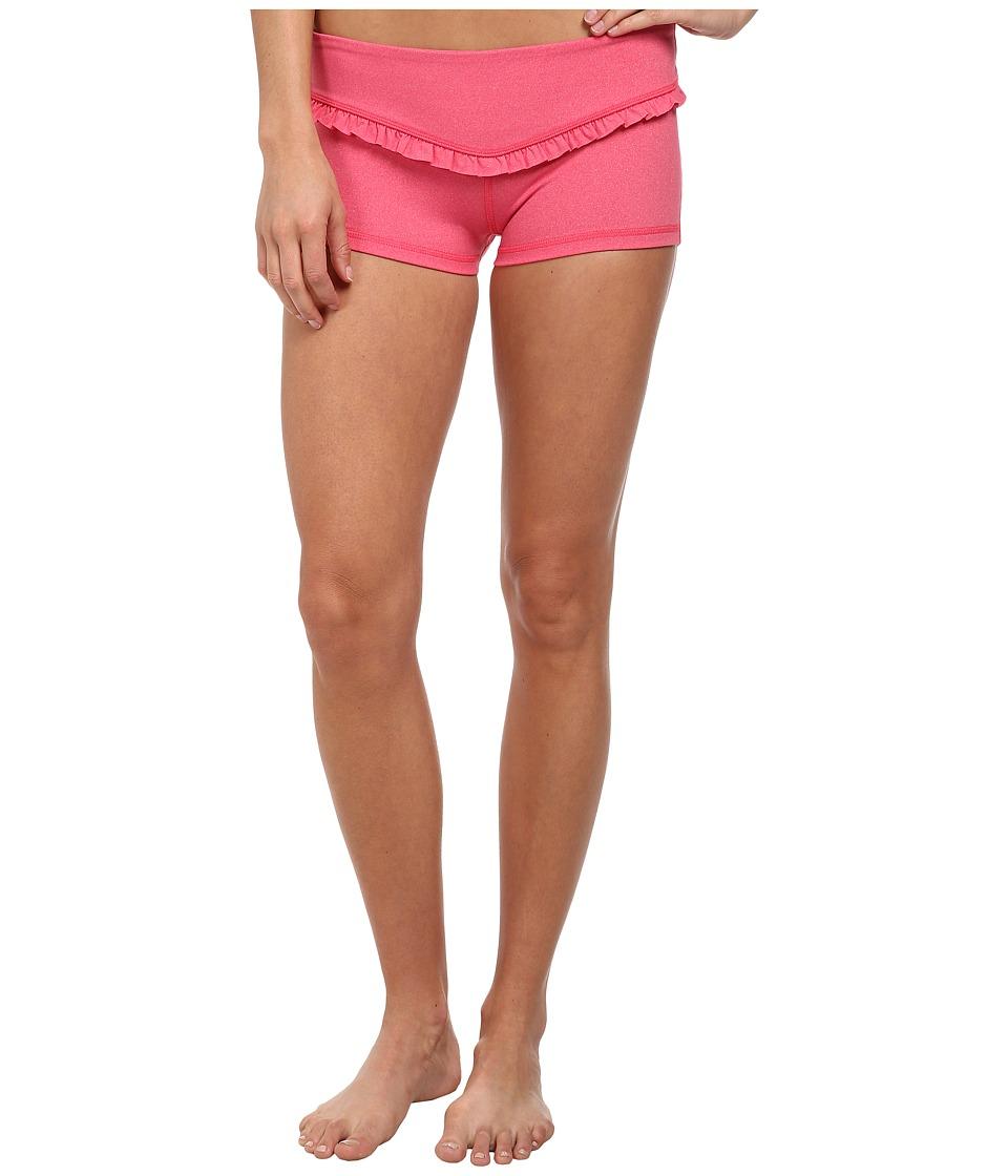 Tonic - Mini Ruffle Short (Passion Mist) Women's Shorts