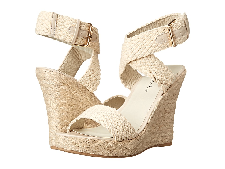 Gabriella Rocha - Deleon (Natural) Women's Dress Sandals