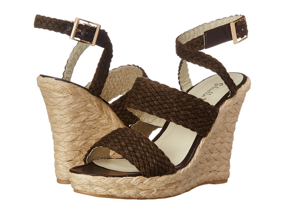 Gabriella Rocha - Ponce (Brown) Women's Wedge Shoes