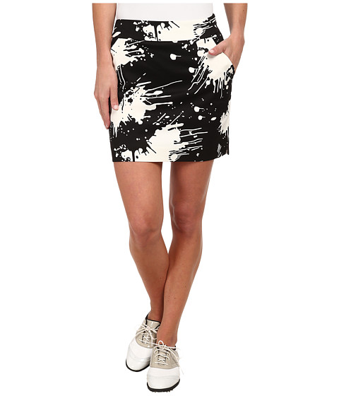 Loudmouth Golf - Dipstick Skort (Black) Women