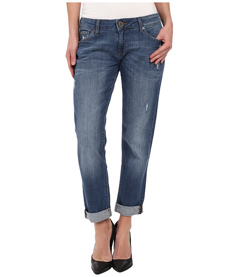 DL1961 - Riley Boyfriend Distressed in Dilorio (Dilorio) Women's Jeans