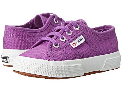 Superga Kids - 2750 JCOT Classic (Infant/Toddler/Little Kid/Big Kid) (Royal Lilac) Kids Shoes