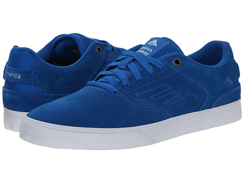 Emerica - The Reynolds Low Vulc (Blue/White) Men