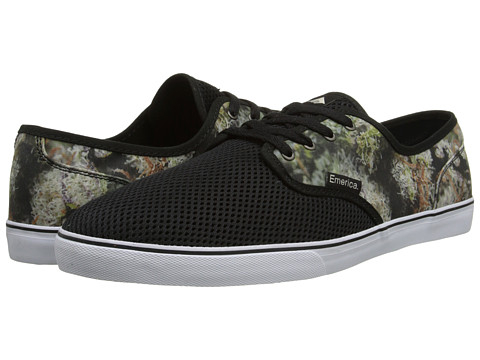 Emerica - Wino Cruiser (Black/Green/White) Men