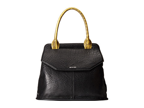 McQ - Deysi Tote (Yellow/Black) Tote Handbags