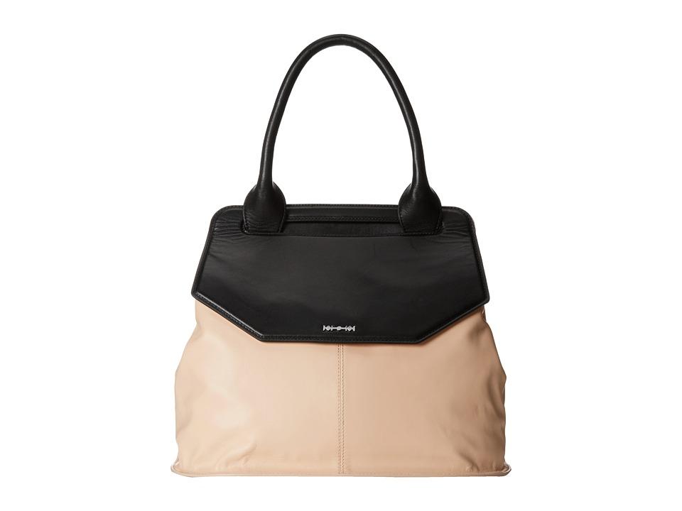 McQ - Deysi Tote (Primer/Black) Tote Handbags