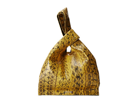 McQ - Ada Sac Mini (Yellow/Black) Tote Handbags
