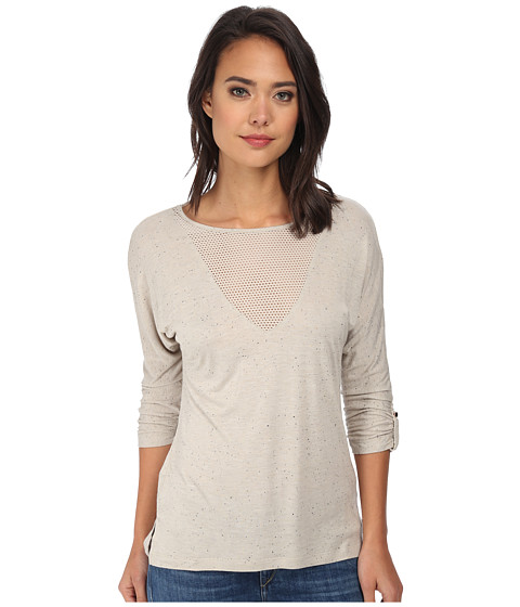 Tart - Kestrel Top (Dark Oatmeal) Women's Long Sleeve Pullover