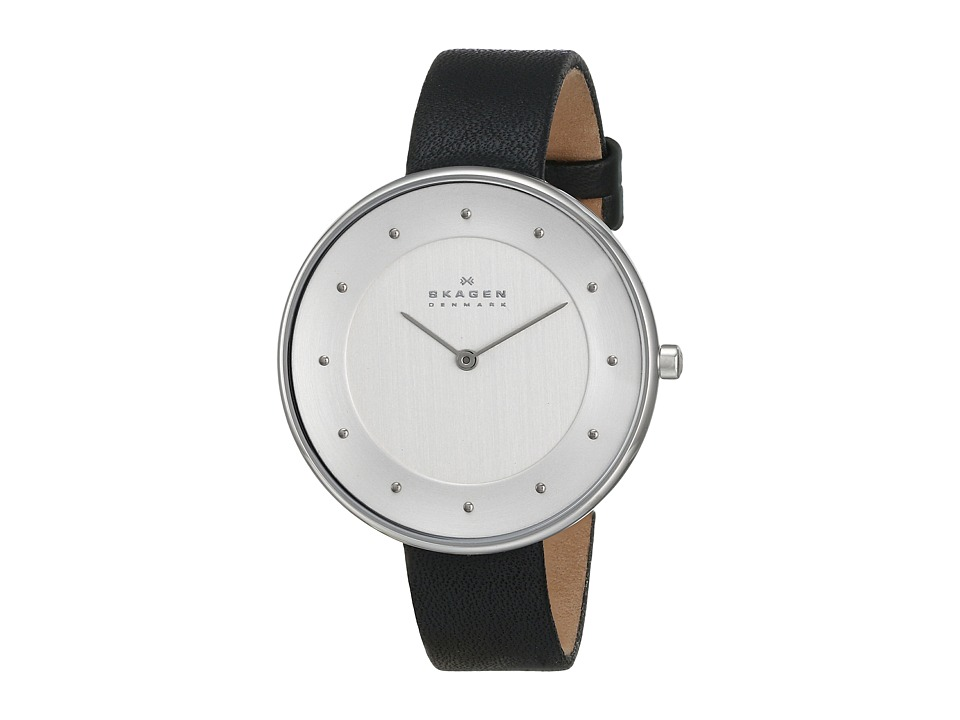 Skagen - Gitte (Black) Analog Watches
