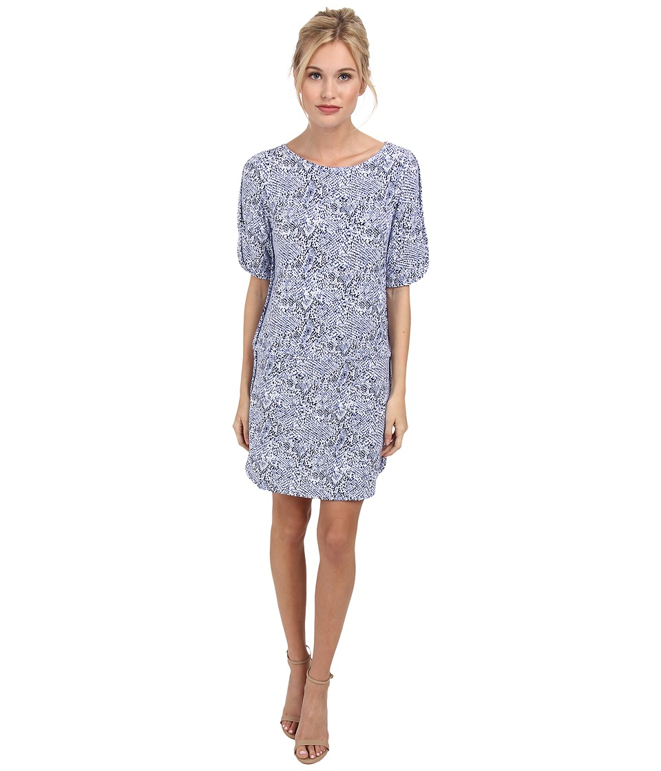 Tart Devanney Dress (Cobalt Snake) Women