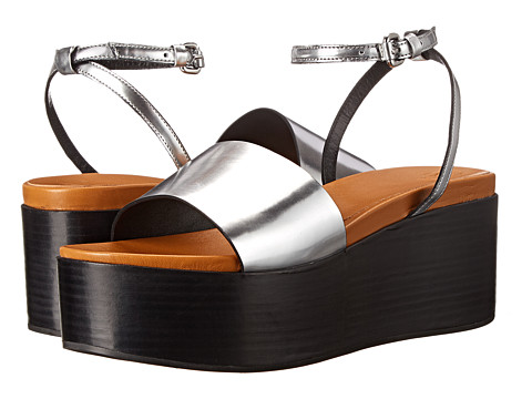 McQ - Lotta Sandal (Caramel/Grey) Women