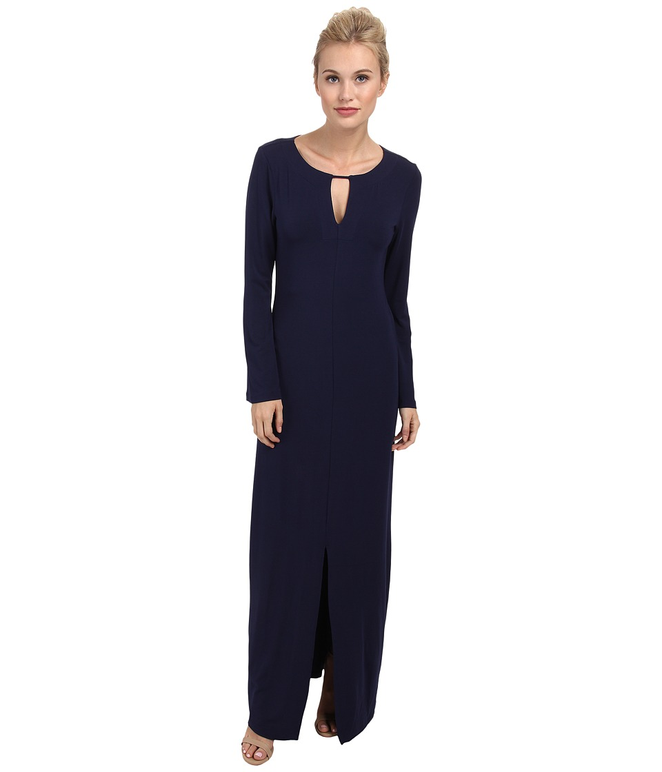 Tart - Willa Maxi Dress (Peacoat) Women's Dress