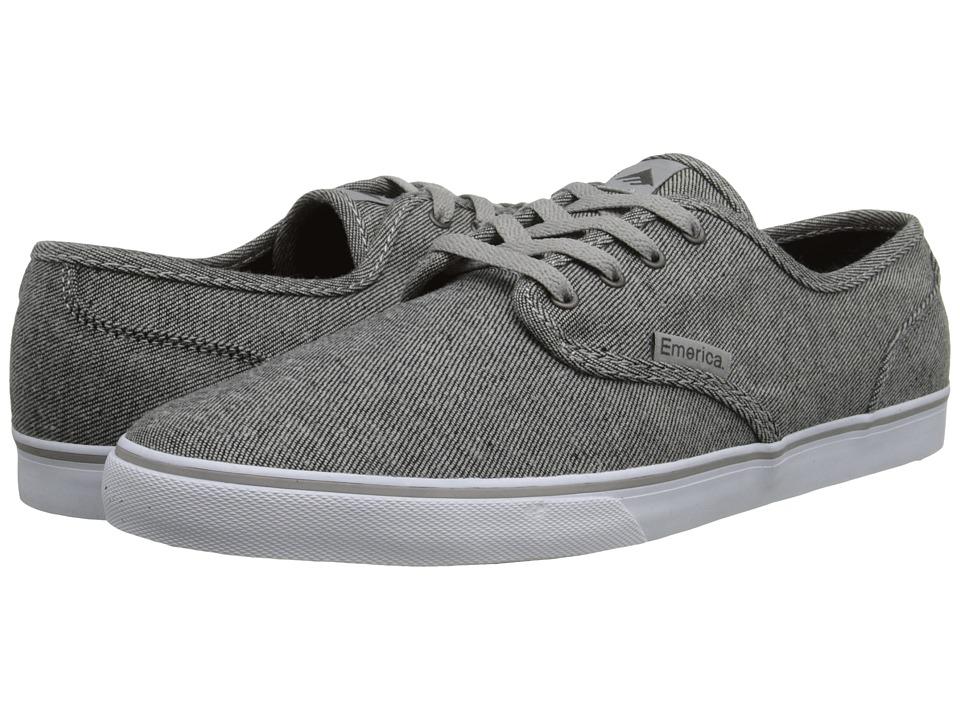 Emerica - Wino Cruiser (Denim) Men's Skate Shoes
