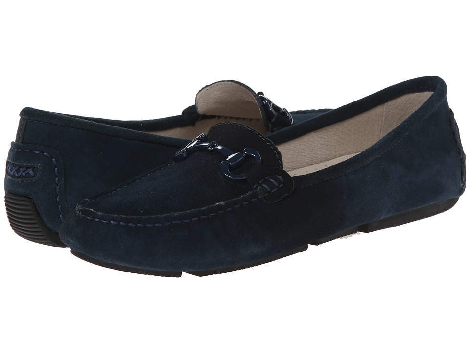 Patricia Green - Cambridge (Navy) Women's Slippers