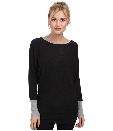 Tart - Wellissa Sweater (Charcoal/Heather Grey) Women's Sweater