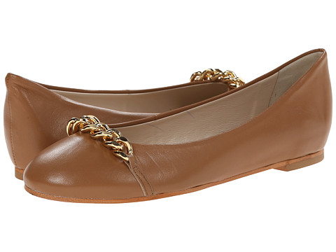 Patricia Green - Lisa Leather (Camel) Women's Slippers