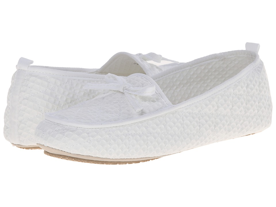 Patricia Green - Lizzie (White) Women's Slippers
