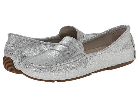 Patricia Green - Elizabeth (Silver Crossgrain) Women's Slippers