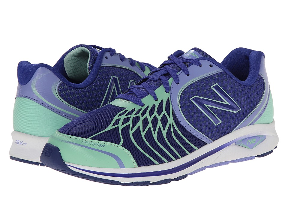 New Balance - WW1765v2 (Purple/Green) Women's Walking Shoes