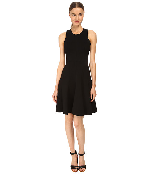 McQ - New Flirty Dress (Darkest Black) Women's Dress
