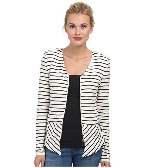 Tart - Sterling Jacket (Charcoal Stripe) Women