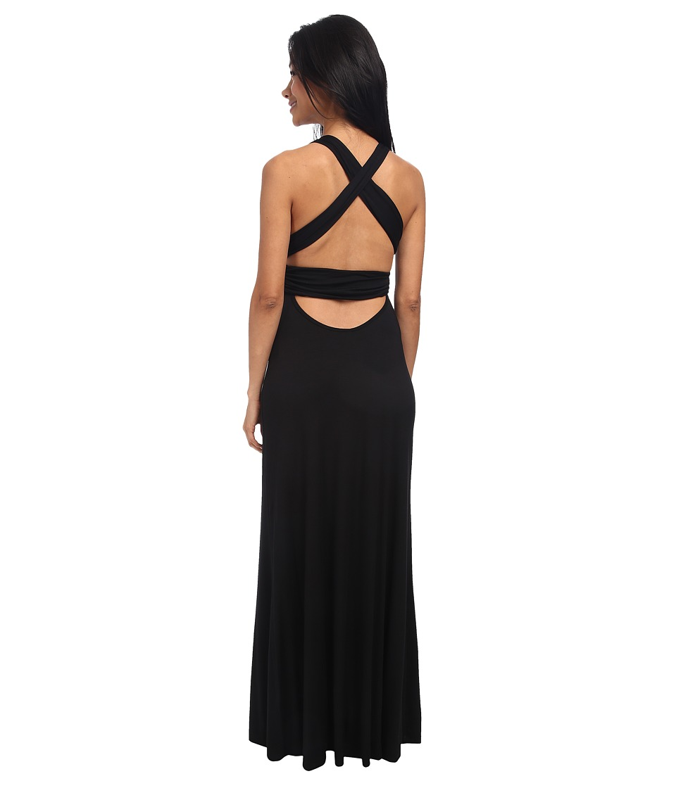 Rachel Pally - Selena Dress (Black) Women's Dress