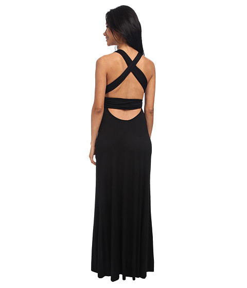 Rachel Pally - Selena Dress (Black) Women's Dress