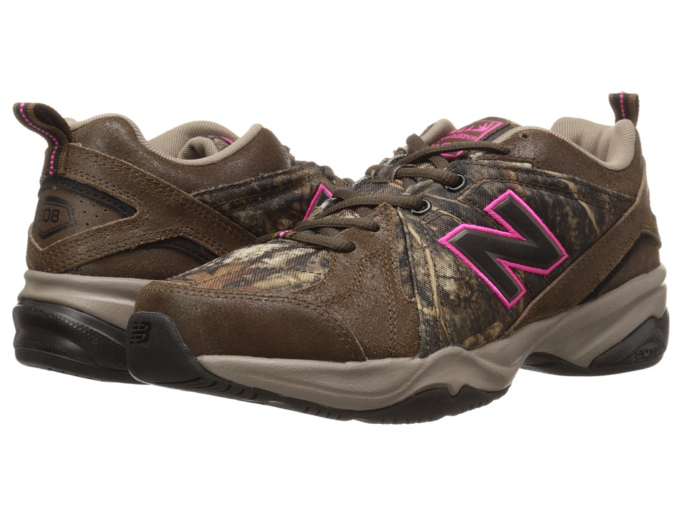 New Balance - WX608v4 (Camo) Women's Shoes