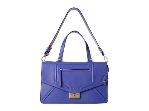 Furla - Alice M Top Handle (Ocean) Top-handle Handbags