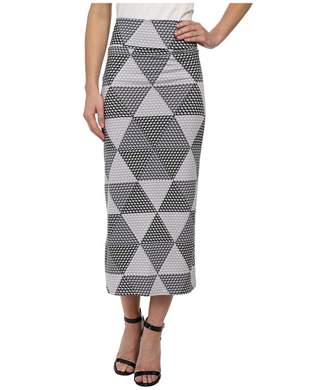 Rachel Pally - HW Convert Printed Skirt (Cement Hexagon) Women's Skirt