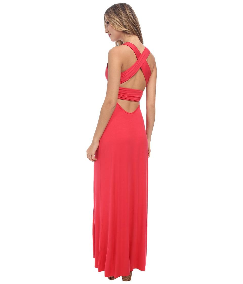 Rachel Pally - Selena Dress (Wildberry) Women