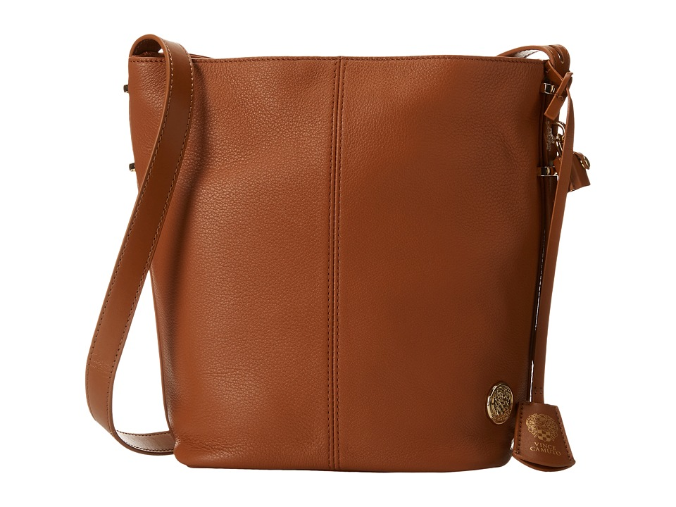 Vince Camuto - Tate Crossbody (Bourbon) Cross Body Handbags