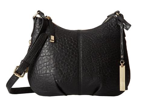 Vince Camuto - Riley Medium Crossbody (Black) Cross Body Handbags