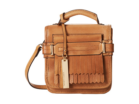 Vince Camuto - Sofia Small Crossbody (Oak) Cross Body Handbags
