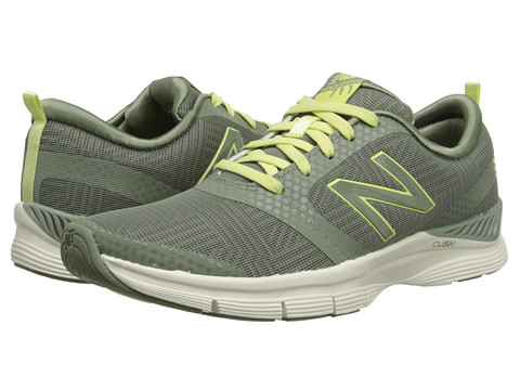 New Balance - WX711 (Green/Wasabi) Women's Shoes
