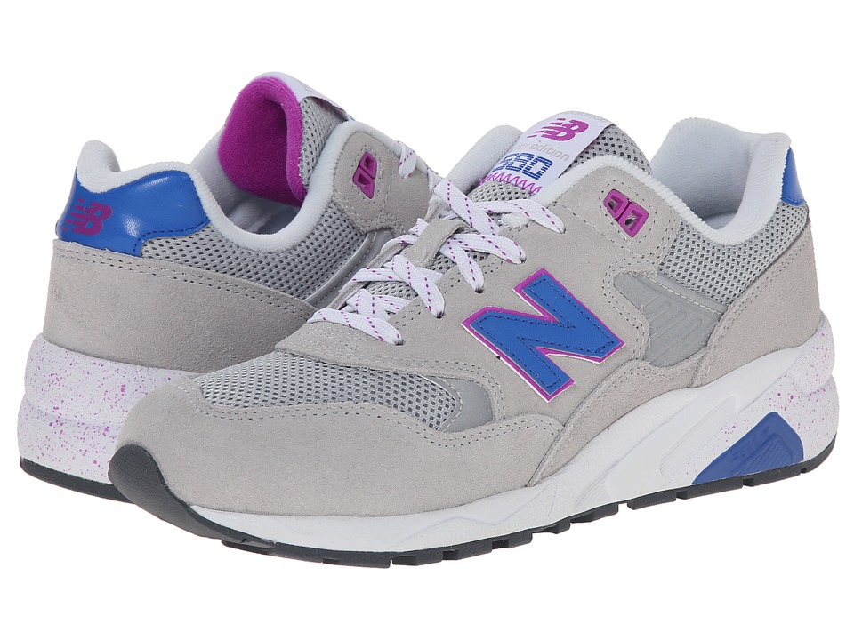 New Balance Classics - WRT580 (Micro Chip/Suede/Mesh) Women's Classic Shoes