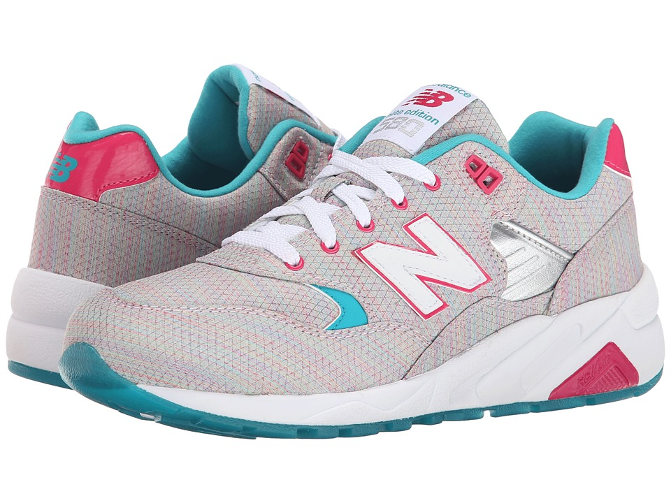 New Balance - WRT580 (Multi Colors/Textile) Women's Classic Shoes