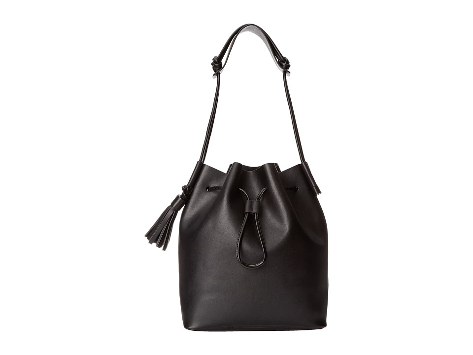 Vince Camuto - Lorin Drawstring (Black) Drawstring Handbags