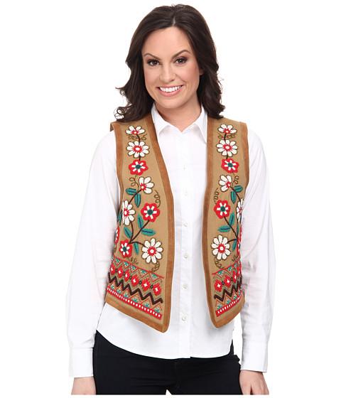 Tasha Polizzi - Spanish Trail Vest (Chamois) Women