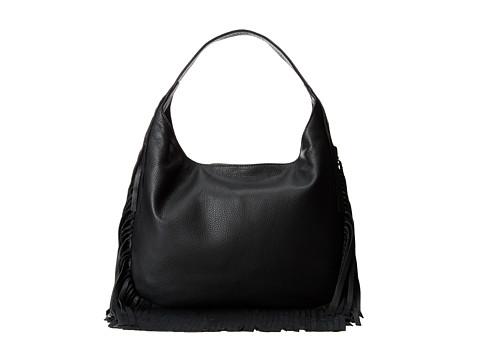 Vince Camuto - Shea Hobo (Black) Hobo Handbags
