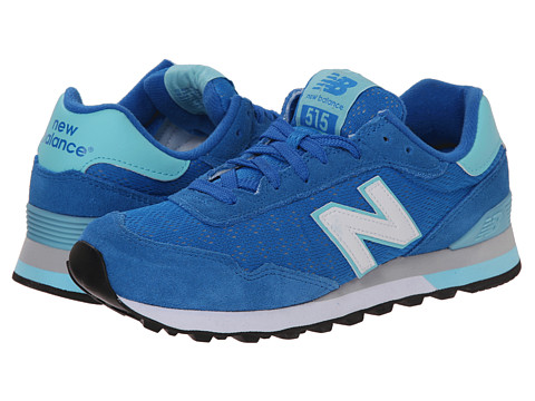 New Balance - WL515 (Electric Blue) Women's Running Shoes