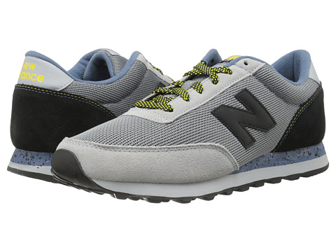 New Balance - ML501 (Grey/Black) Men's Shoes