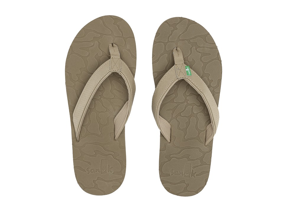 Sanuk - High Tide (Tan) Men's Sandals