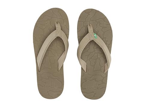 Sanuk - High Tide (Tan) Men's Sandals