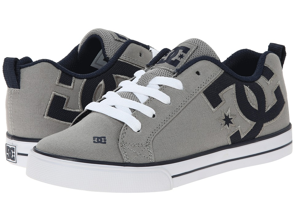 DC Kids - Court Graffik Vulc TX (Big Kid) (Armor) Boys Shoes