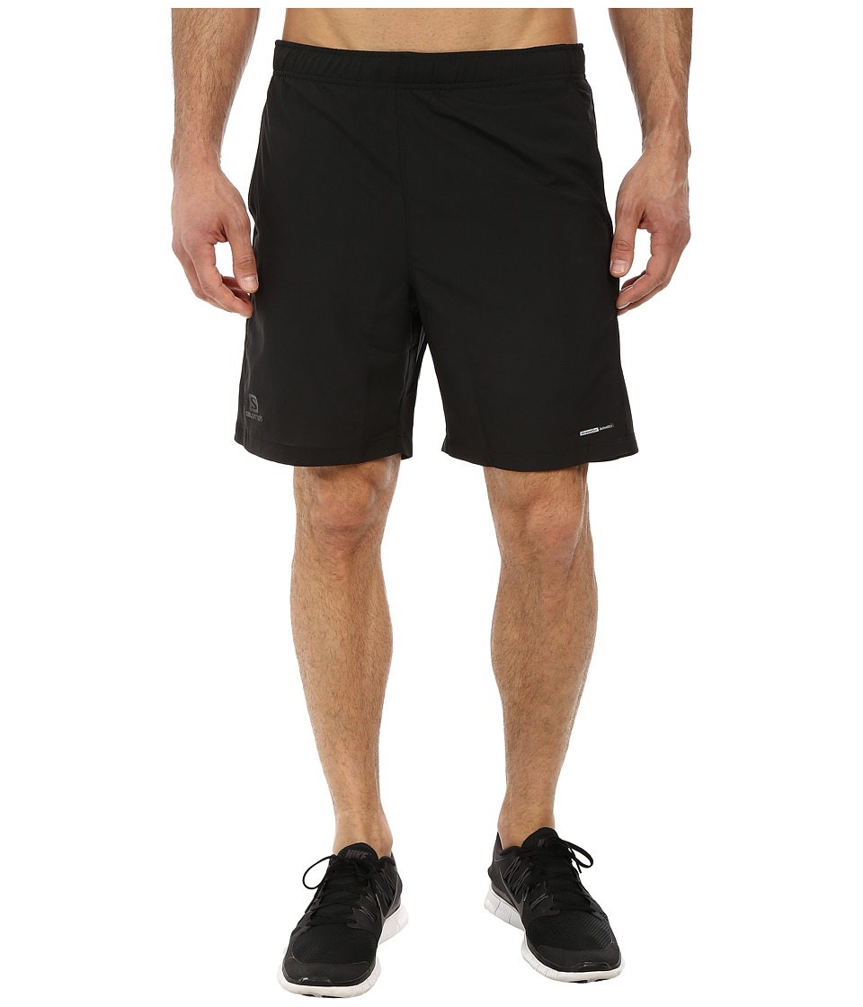 Salomon - Park Training Short (Black) Men's Shorts