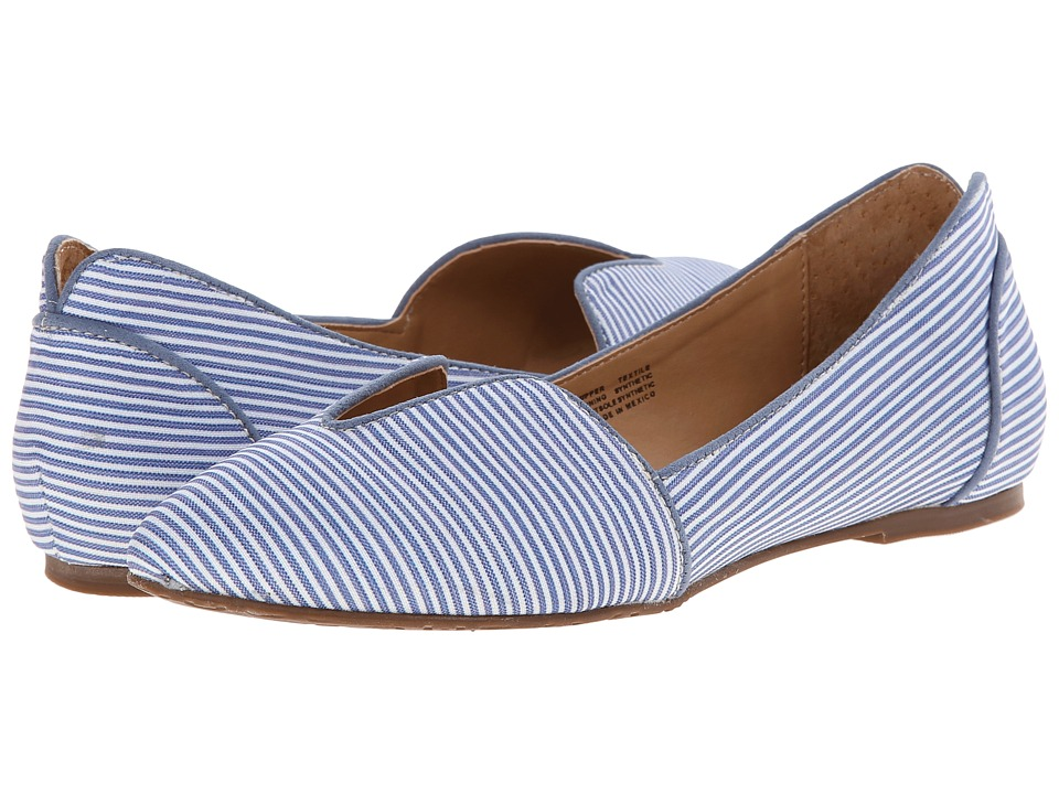 Gabriella Rocha - Cabernet (Blue/White Linen) Women