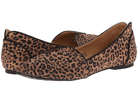 Gabriella Rocha - Cabernet (Leopard Print) Women's Slip on Shoes